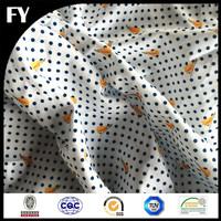 Wholesale custom 100% cotton digitally printed poplin fabric