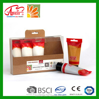 peal effect acrylic paint msds