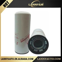 Automobiles engine parts fuel oil filter for truck systems P553000 6742-01-4120 lf3000