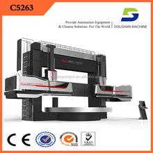 C5263 New slant bed cnc lathe brand new lathe machines