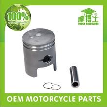 Motorcycle piston