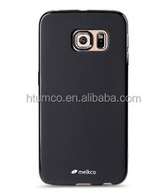Newly design premium case,Poly Jacket TPU case cover,transparent cover for Samsung Galaxy S6 Edge
