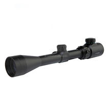 9x40eg rojo y verde del arma del Rifle Airsoft alcance alcance equipo del arma del Airsoft accesorios para la caza