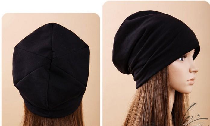 Сшить модную шапочку женскую