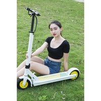 250W Foldable E-scooter/ electric scooter with 36v Samsung battery and hub motor F1