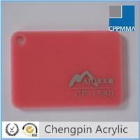 cheap plexiglass / acrylic clear hard plastic sheet