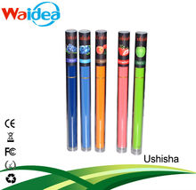 Premium e-cigarette rubber disposable tips e shisha with diamond tips, wholesale e shisha pen