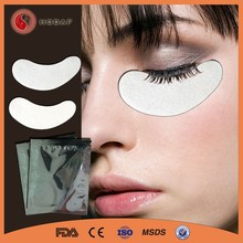 Make up tool under eye gel pads for eyelash extension, lint free