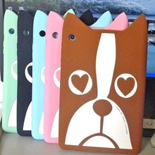 For Ipad 9.7 inch tablet silicone case cover