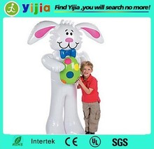 New inflatable Easter bunny egg for celebration sale