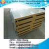 High quality PU sandwich panel/factory/External roof insulation