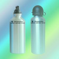 400ML Hot Sales Single Layer Aluminium Drinking Bottle Sport Water Bottle