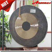 Chinese traditional tam tam gong 120CM CHAO GONG musical instrument