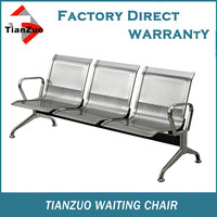 Airport stainless steel gang chair WL500-03C