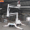 14m single person lift for street light
