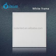 Top quality top sale led panel light lumens flux 100lm/w