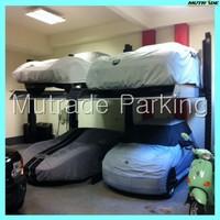 Double Layer Parking Decker Car Parking Equipment