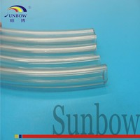 Flexible Insulation Clear Plastic Protective Sleeve