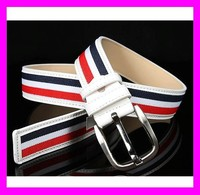2015 Promotional western style wholesale fashion pu leather belt for men and women HD3069