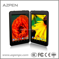 Azpen China made smart pad 7inch tablet pc android mid, factory reset android phone tablet pc