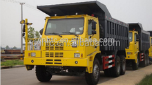 HOWO mining dump cheap tow truck for sale