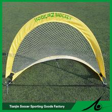 2015 Hot Selling High Quality Plastic Soccer Goal