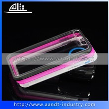 Wholesale luxury gifts pc hard protective case with tpu covered edge for Apple iPhone6