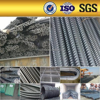 12mm BS4449 460B/500B standard construction steel rebar 6M length