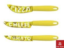 3 Pcs Pizza / queijo / conjunto de ferramentas de queijo conjunto tábua de queijos atacado