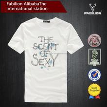 Alibaba china men's custom print t shirt,wholesale cheap clothing
