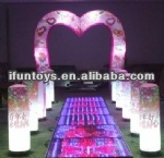 inflatable decoration light for Wedding party