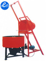 Automatic self loading ,TJQ450 easy operation flat pan concrete mixer for sale,industrial cement mixer