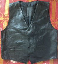 Sleep Less Jacket, Genuine Leather