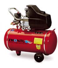 portable air compressor 3hp 50L direct driven BM type