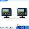 Similar to OEM PDC design display car video parking sensor