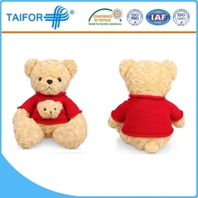 High quality lovely plush nurse bear toy