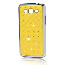 Luxury Bling Crystal Diamond Starry Full Star Phone Back Cover Case For Samsung Galaxy Grand 2 G7106/G7102/G7108