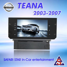 Touch screen Car DVD player for Teana 2003-2007