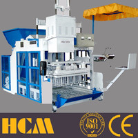 quality products QMY10-15 mobile machine block in turkey
