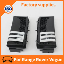 Black Auto Side Vents Side Air Vent for Land Rover Range Rover Vogue Car Exterior Accessories