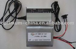 LiFePO4 12V 30Ah for UPS with charger