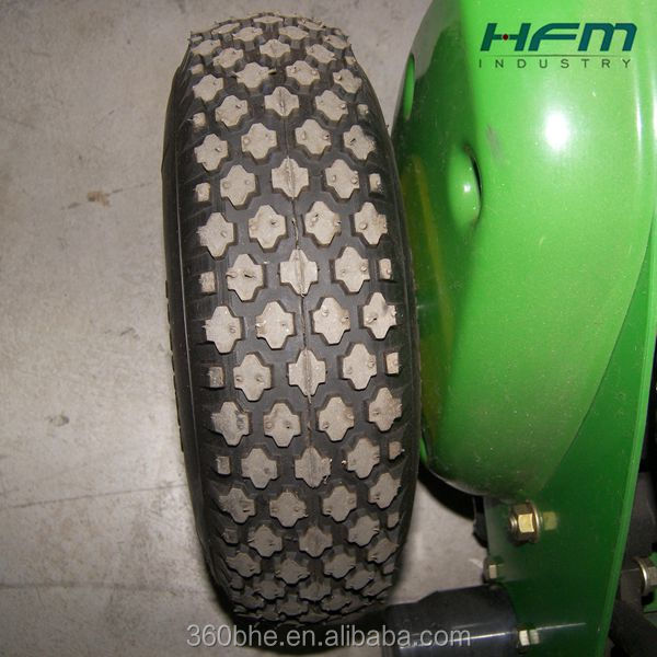 lawn mower tire machine