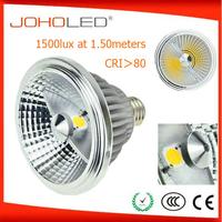 No mercury GU10 led ar111 1000 lm Ra 80 china manufacturer