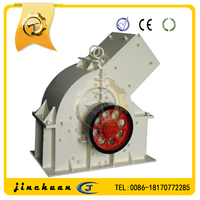 Brand new hammer crusher with CE certificate