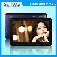 China Allwinner A33 quad core 10 inch tablet pc android4.4 wifi bluetooth two camera 1GB/8GB