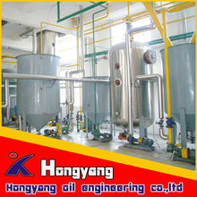 best seller high quality crude oil refinery machine for cooking oil making project