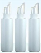 Pe pulverizador garrafa garrafa de plástico para uso médico 200ml300ml400ml500ml