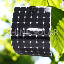 Hot Sale 300W pv flexible Mono Solar Panel with low price for solar energy systems manufacturer in China