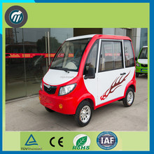 Cheap Chinese 4 seats eleric cars high speed / electric car europe