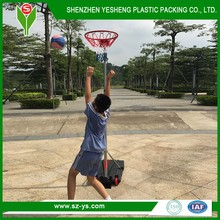 china wholesale market kids mini plastic basketball hoop